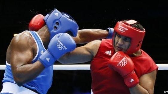 الألعاب الأولمبية ريو 2016 : إقصاء الملاكم المغربي العرجاوي في الدور التمهيدي