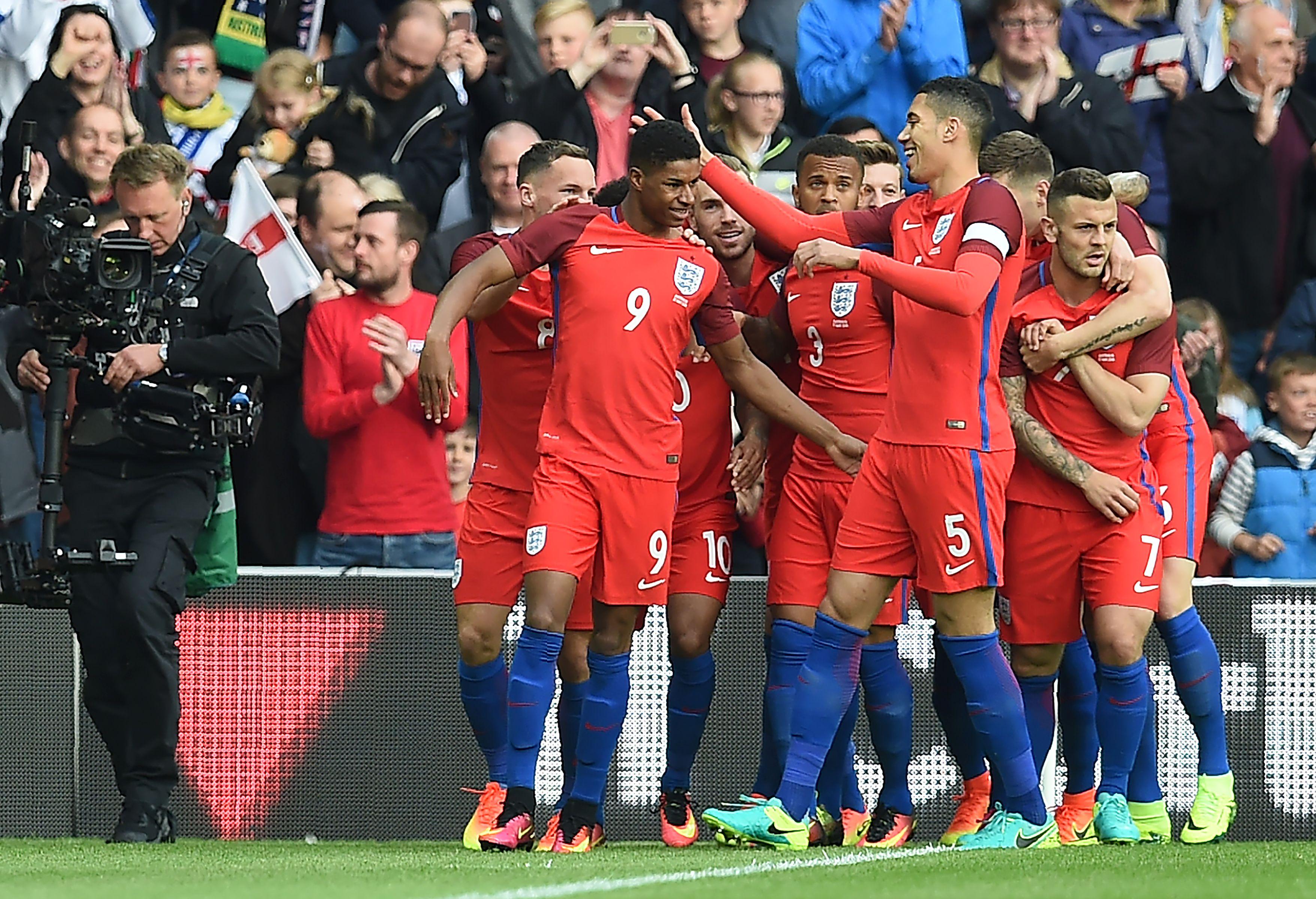 انكلترا تلتقي اسبانيا في نوفمبر على ملعب ويمبلي