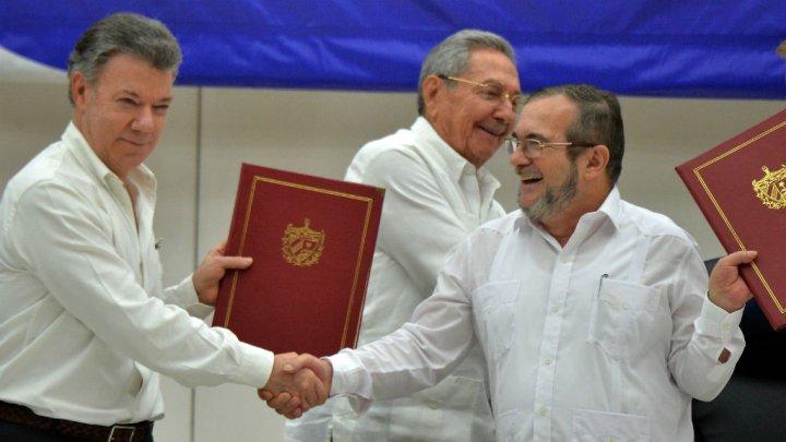 المغرب يرحب بإبرام الحكومة الكولومبية وحركة القوات المسلحة الثورية (فارك) لاتفاق سلام شامل ونهائي