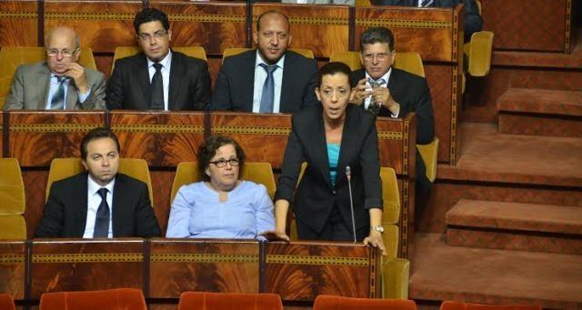 بسالة: مصور صحافي يتحرش بالبرلمانية فتيحة العيادي