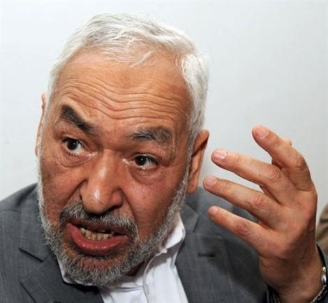 راشد الغنوشي: النهضة ستشارك في حكومة الوحدة الوطنية