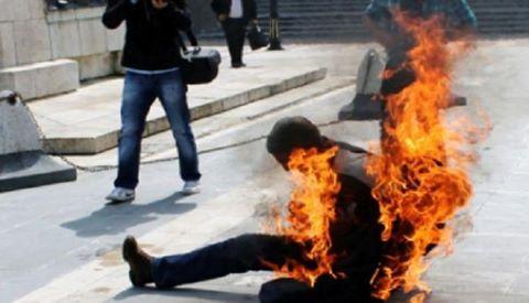 مراكش.. توقيف مشتبه في إضرامه النار عمدا في شخص من ذوي السوابق القضائية