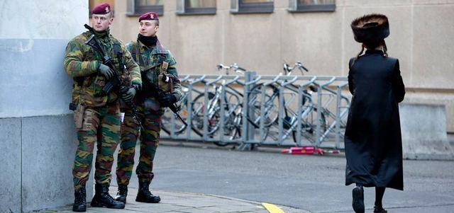 الجيش البلجيكي يدخل المدن الكبرى