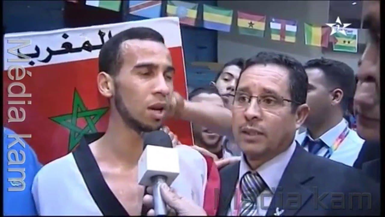 عمر الحجامي يخسر المباراة الاستدراكية من أجل اللعب على برونزية وزن أقل من 58 كلغ