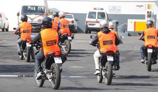 فتح بحث قضائي لتحديد ملابسات حادثة سير مميتة بين دراجتين ناريتين إحداهما تعود لمصالح الأمن الوطني
