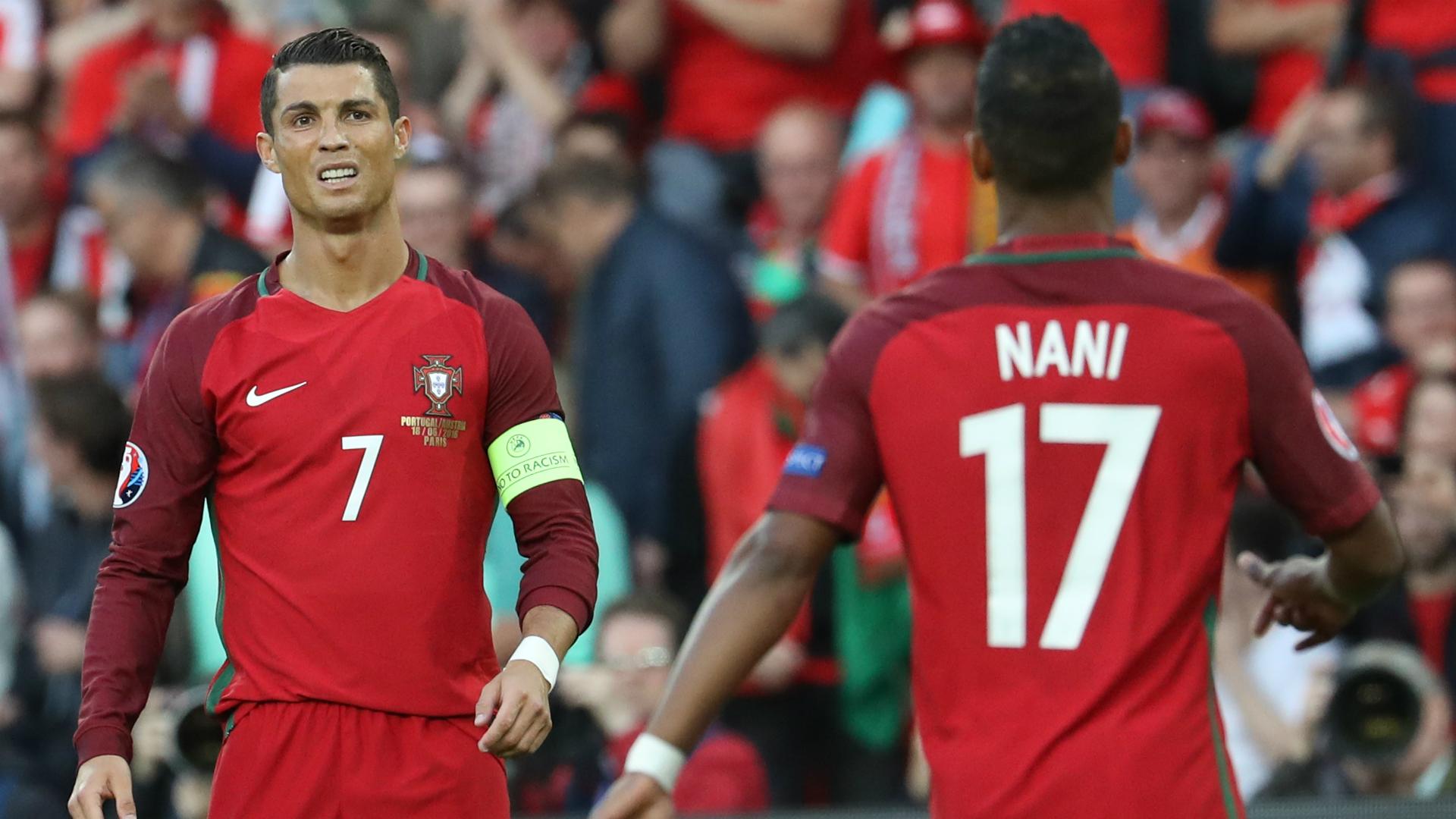 تصفيات مونديال 2018.. رونالدو خارج تشكيلة منتخب البرتغال أمام سويسرا