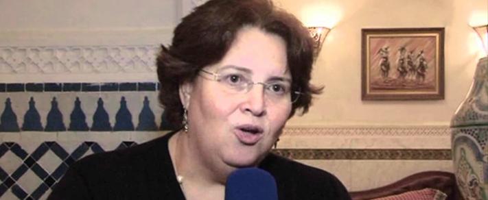 خطير: البرلمانية نعيمة فرح تتعرض لتهديد خطير  بسبب إلياس العماري