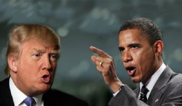 أوباما يقول ترامب غير مؤهل لتولي منصب رئيس أمريكا