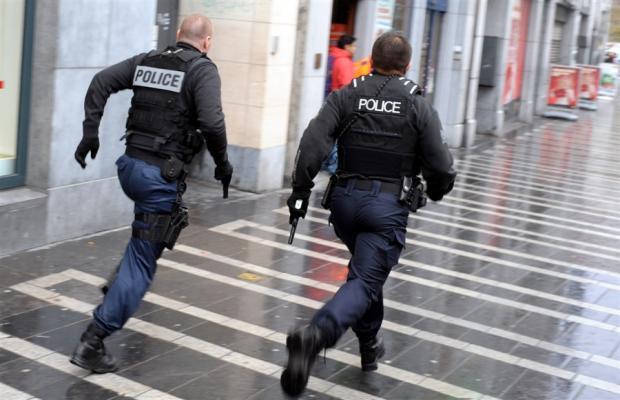 الشرطة البلجيكية تعلن مقتل منفذ الاعتداء بساطور على شرطيتين في شارلروا