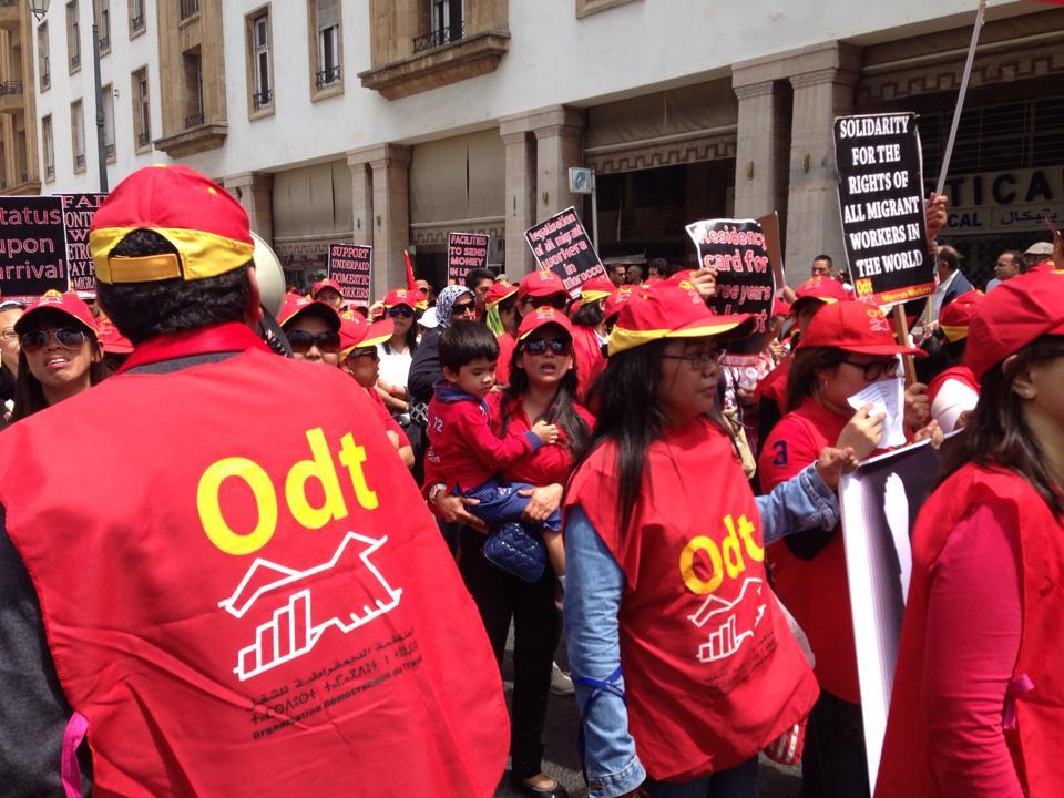 """ODT : تجمد عضوية """"دياب""""  من نقابة البيئة بمراكش بسبب """"خروقات"""""""