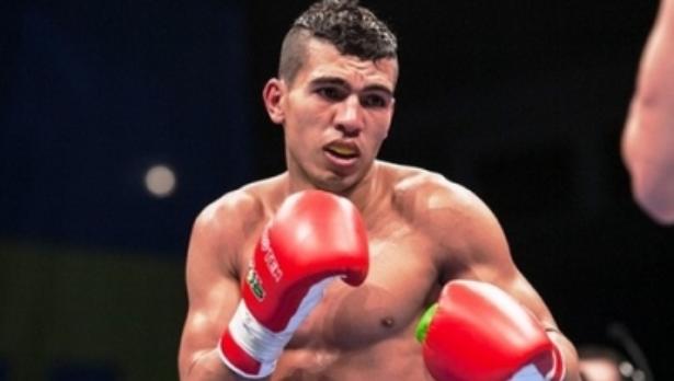 المغربي محمد الربيعي يتأهل إلى نصف نهاية وزن 69 كلغ ويضمن ميدالية أولمبية