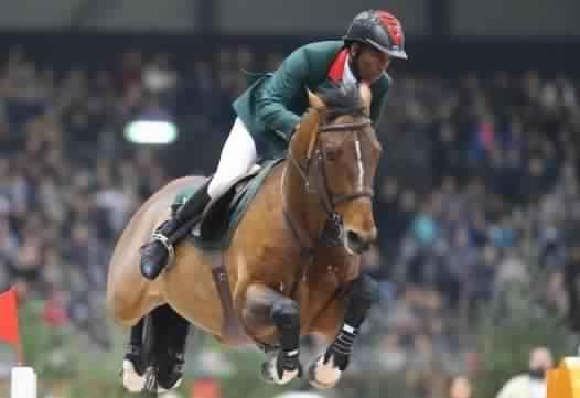 حصان الملك محمد السادس يشارك في منافسات أولمبياد ريو