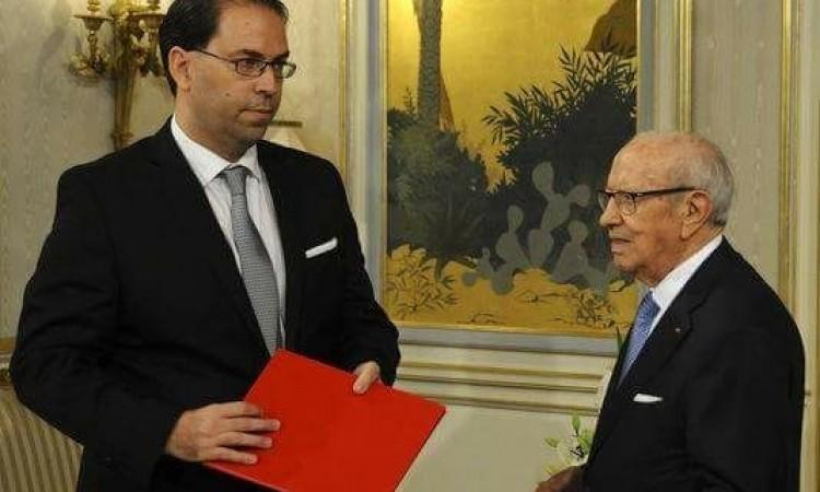 الحكومة التونسية الجديدة تؤدي اليمين