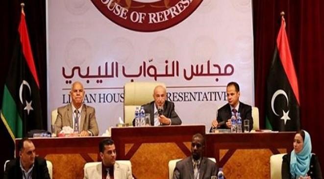 البرلمان الليبي يرفض منح الثقة لحكومة الوفاق الوطني
