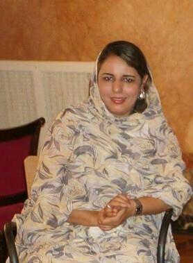 انتخاب أمينة التوبالي  أول صحراوية   رئيسة لمنتدى الشباب المغربي للألفية الثالثة