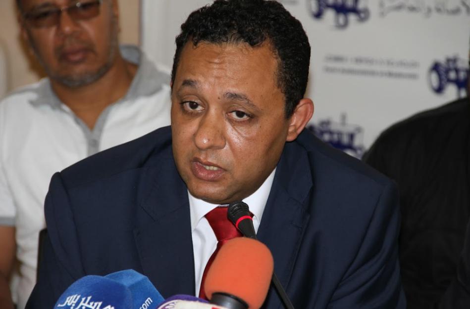 مجموعة مراكش التي استقالت من حزب العدالة والتنمية والتحقت بحزب الاصالة والمعاصرة توضح.