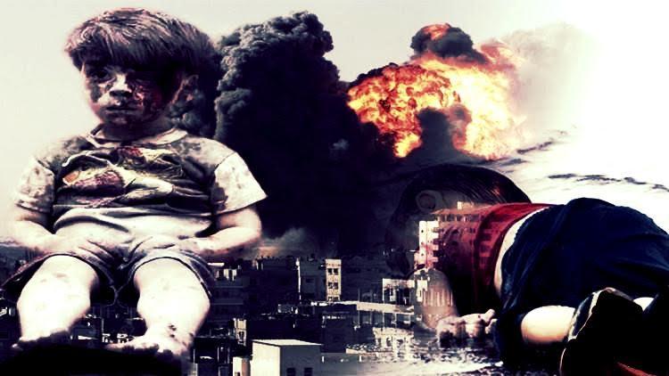 هل أصبحت صور أطفال سوريا مطية للاتجار والدعاية الرخيصة؟؟؟.