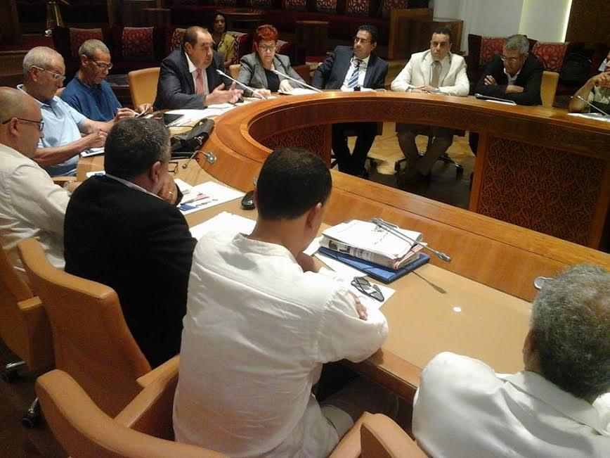 لشكر يدعو مغاربة العالم الى البحث عن إمكانيات آخرى لضمان تمثيليتهم السياسية