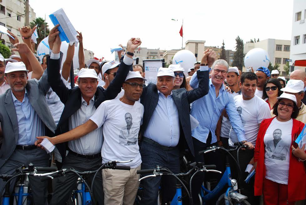 شاعلة انتخابات في سلا: بن كيران ينزل بقوته واتهامات للتقدم والاشتراكية بدعم الأعيان والصبيحي خارج السباق