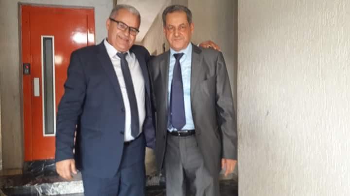 العنصر يعبر عن دعمه لمطالب تنسيقية حركة بني زروال قادمون وقادرون