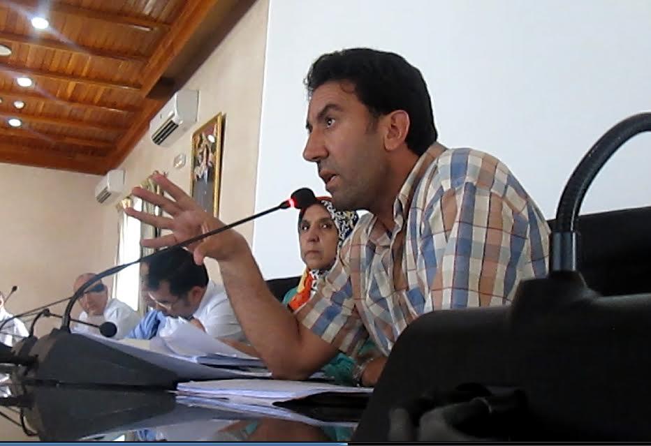 الدستوري عبدالسلام العيدوني رئيسا جديدا لمجموعة جماعات البوغاز بالإجماع