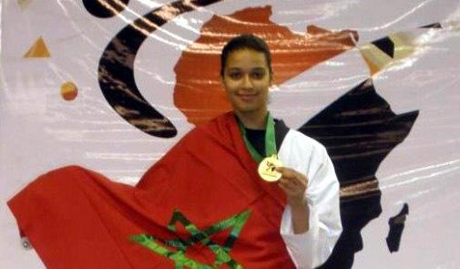 التايكواندو (وزن أكثر من 67كلغ): تأهل المغربية وئام ديسلام إلى دور ربع النهاية