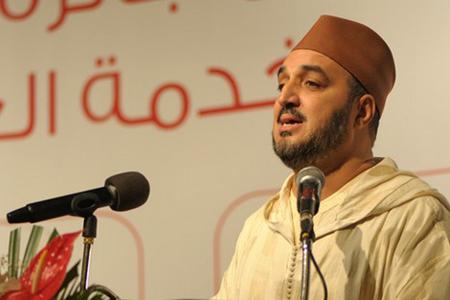 عنصرية وعداء  بعض الإسلاميين المغاربة لليهود ، ابوزيد المقرئ الادريسي نموذجا.