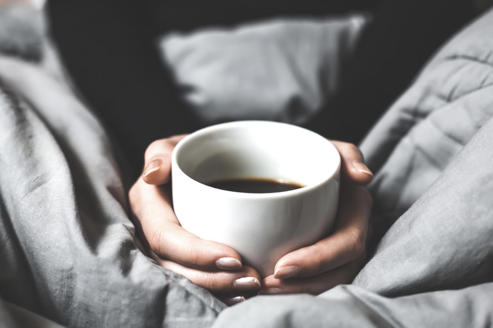 لانتصاب أفضل… إشرب القهوة!