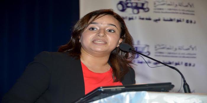 """حربائية: عضو المكتب السياسي لحزب """"البام"""" العزاوي وضعت ترشيحها في لائحة الشباب بعدما كانت في لائحة النساء"""