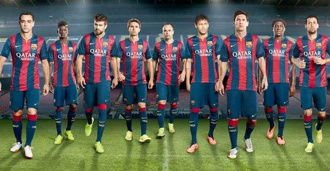 برشلونة يعود بخماسية من خيخون من دون ميسي وريال يتعثر مجددا بالتعادل