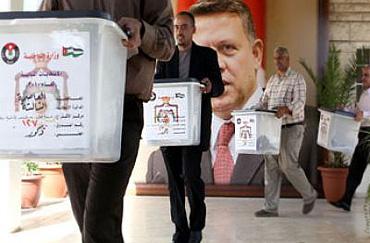 بدء الانتخابات التشريعية في الاردن بمشاركة الإخوان المسلمين