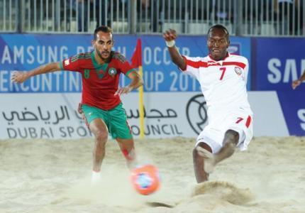 القرعة توقع المنتخب المغربي في المجموعة الثانية إلى جانب منتخبات مدغشقر (حامل اللقب) وليبيا والسنغال