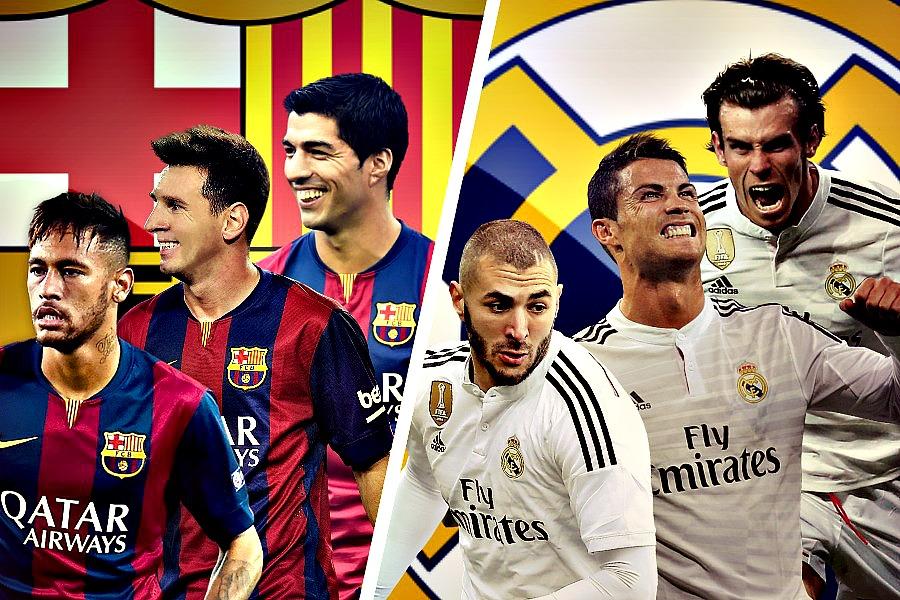 رحلة محفوفة بالمخاطر لريال مدريد وبرشلونة