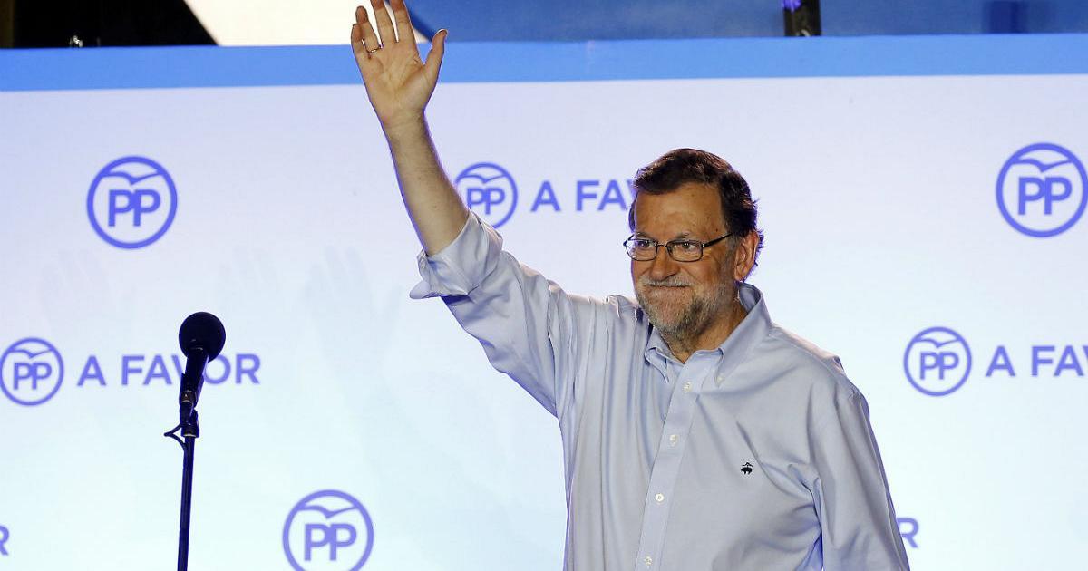 إسبانيا .. فشل راخوي مرة أخرى في الحصول على ثقة مجلس النواب