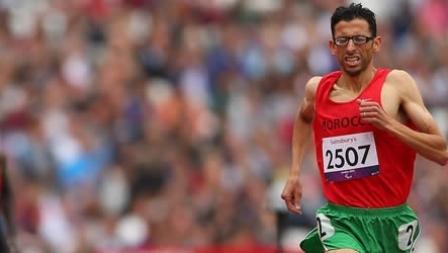 الأمين شنتوف يهدي المغرب الميدالية الذهبية الثالثة