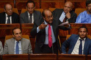 سلطات المحمدية تمنع البرلماني الإتحادي  مزواري من تقديم حصيلته