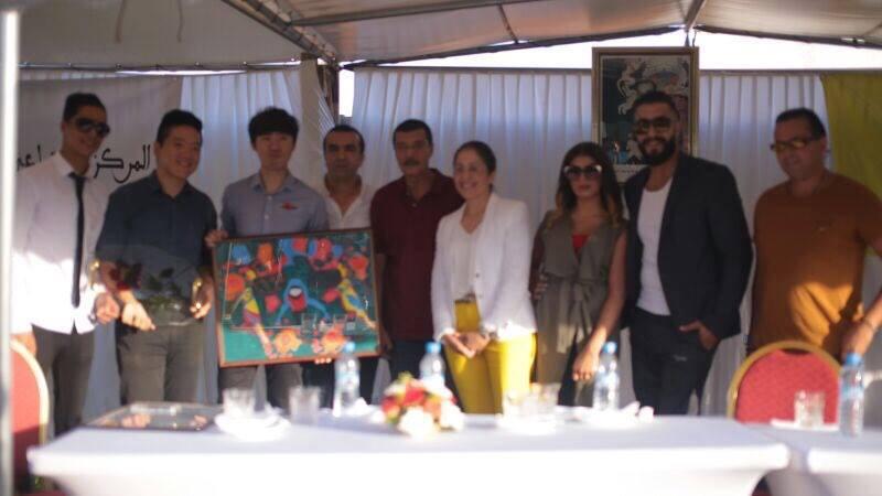 حفل فني خيري لفشيون تكنولوجي لفائدة المركز الاجتماعي للأشخاص المسنين بالرباط