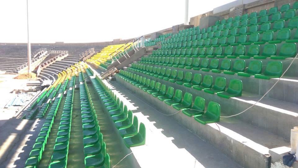 إقامة المباراة النهائية لنيل كأس العرش لكرة القدم للموسم الرياضي 2015-2016 على أرضية ملعب الشيخ محمد لغظف بالعيون