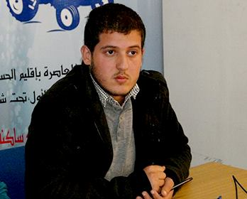"""""""سياسي"""" يحاور الشاب الوحيد في لائحة الشباب لحزب الأصالة و المعاصرة"""