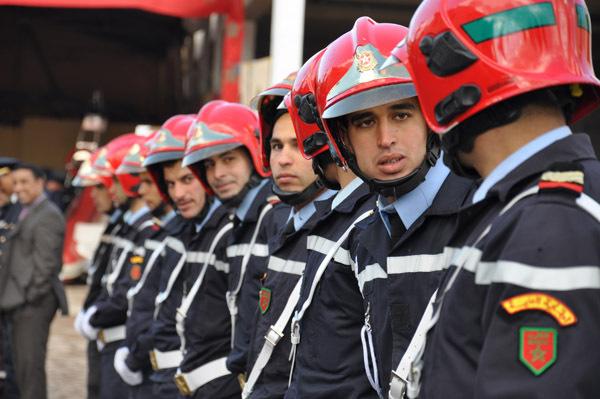 الحكومة تقر قانون اخضاع العاملين بالوقاية المدنية لقواعد الانضباط العسكري