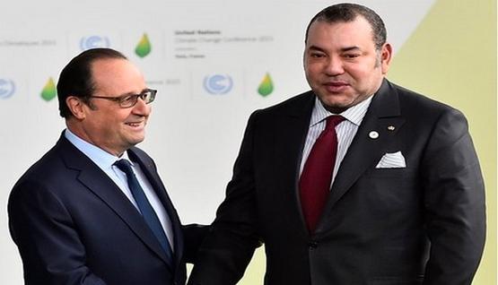 فرانسوا هولاند: لدينا كامل الثقة في تنظيم المغرب لمؤتمر كوب 22