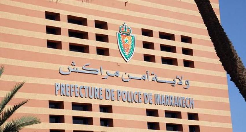 ولاية أمن مراكش: هذه حقيقة بيع  منبر يعود  الى حقبة حكم الدولة السعدية لسياح أجانب