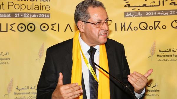 """الحركة الشعبية تقدم برنامجها الانتخابي بشعار"""" التزام من اجل المغرب"""""""