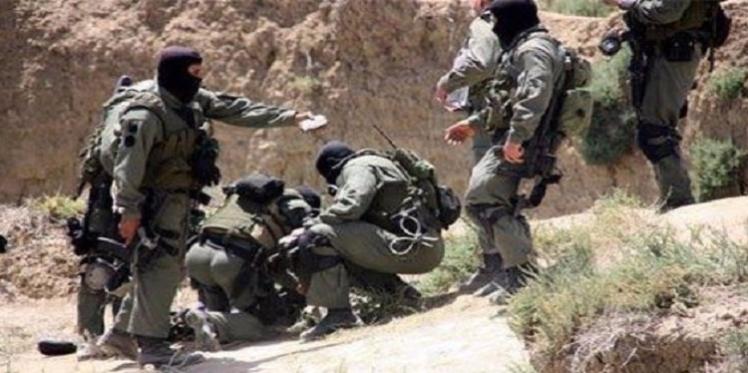 القصرين: مواجهات بين وحدات عسكرية ومجموعة ارهابية