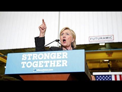 حملة الانتخابات الرئاسية الأميركية.. اتهامات وحرب بالكلمات
