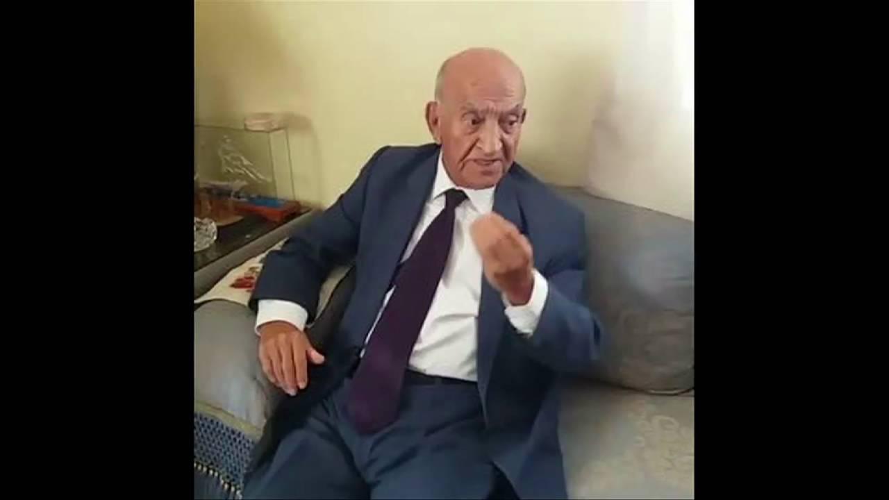مرشحو الاتحاد الاشتراكي بالدار البيضاء يزورون عبد الرحمان اليوسفي
