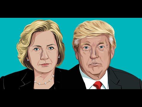 العرب يدعمون المرشحة الديمقراطية هيلارى كلينتون للرئاسة الأمريكية 2016