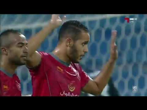 يوسف العربي يسجل ثاني أهدافه في الدوري القطري