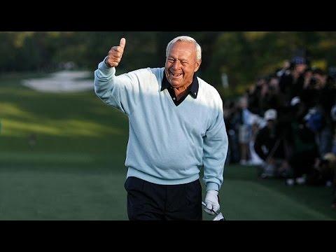 وفاة أسطورة رياضة الغولف الأمريكي آرنولد بالمر عن 87 عاما