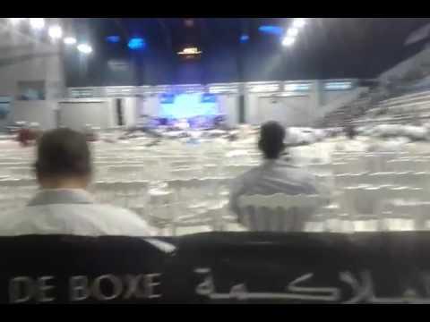 فضيحة بالفيديو.. حزب الأصالة والمعاصرة بنشماش يلقي خطابه أمام الأشباح كراسي فارغة
